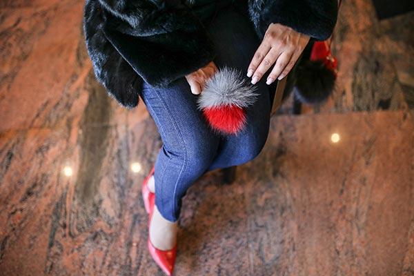 Krzneni modni dodaci Velika Gorica